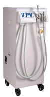 TPC PC 2530 Portable Suction System - Mobile Vacuum Systems